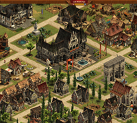мморпг игра Forge of Empires