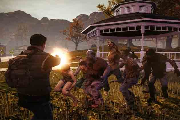mmorpg игра State of Decay
