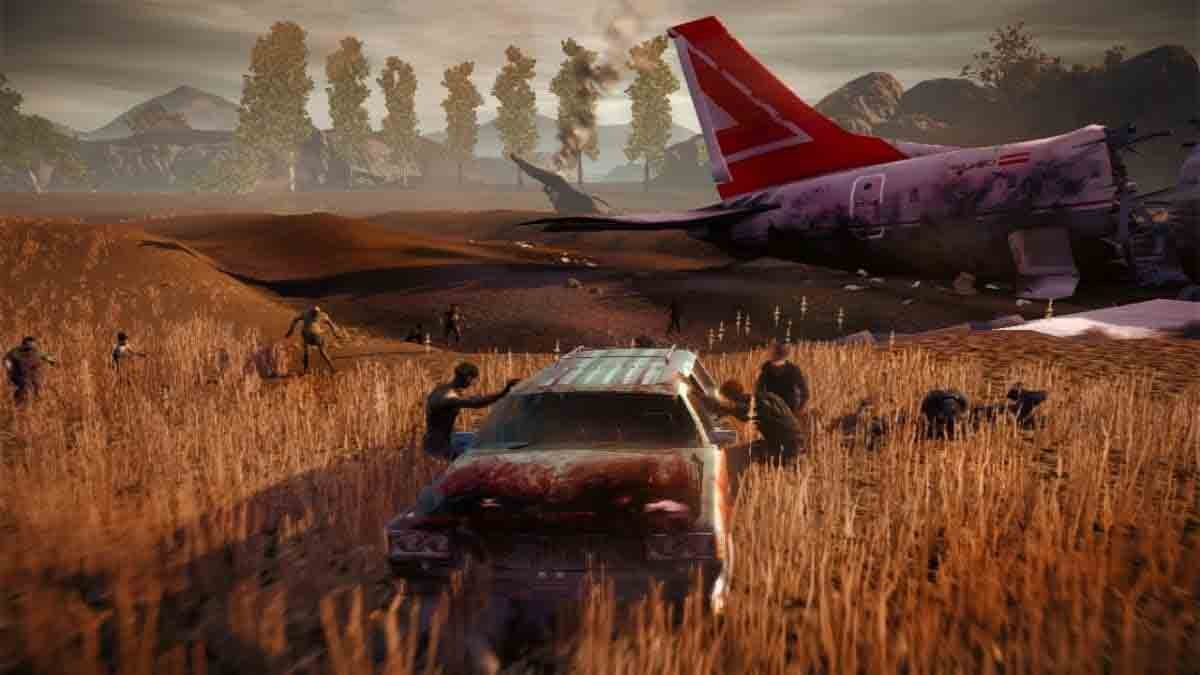 мморпг игра State of Decay